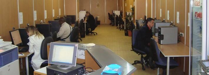 espace internet cyberland montpellier  internet